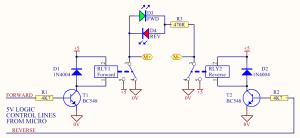 Bi-directional Motor Control
